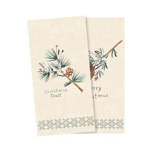 Papierowe Serwetki Pine Cones Maileg