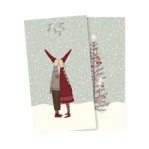 Papierowe Serwetki Świąteczne Pixy Kiss Maileg