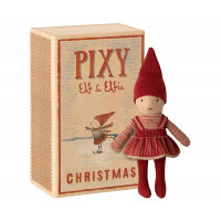 Pixy Elfie W Pudełku Maileg