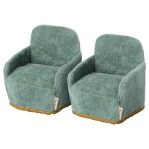 Fotele 2SZT Dla Myszek Maileg