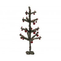 Choinka Christmas Tree Antique Silver Maileg