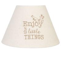 Abażur Enjoy The Little Things