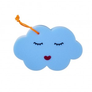 Gąbka Do Mycia Dla Dzieci Cloud Blue Rice