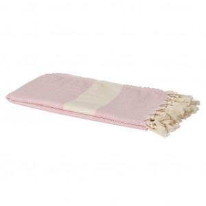 Ręcznik Plażowy Soft Pink Rice