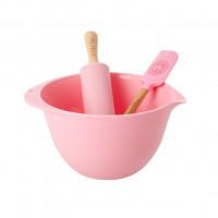 Zestaw Do Pieczenia Dla Dzieci Pink Rice