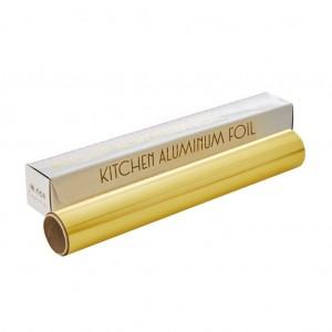 Folia Aluminiowa Gold Rice